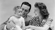 These Were The Most Popular Baby Names In The 1940s