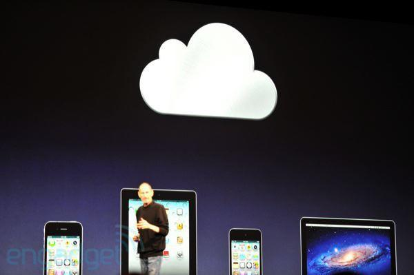 iCloud unveiled at WWDC, free for all 9 cloud apps, MobileMe RIP