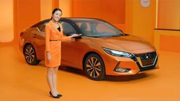 全新Nissan Sentra「先潮動動」MV觀看破百萬次、創意行銷結合業代歌舞掀話題!