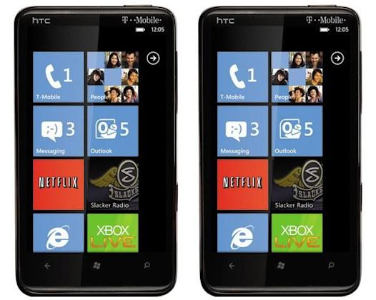 HTC HD7 greets Black Friday with a Buy One Get One Free offer from T-Mobile