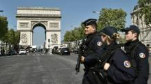 Champs Elysees attacker's father 'threatens' police
