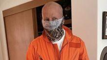 Bruce Willis wears 'Armageddon' costume amid coronavirus pandemic: 'His saving the world outfit'