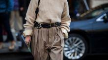 靠腰belt顯腰線!微胖女都能穿出纖瘦曲線美
