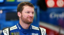 Dale Earnhardt Jr.'s Darlington car honors Busch Series titles