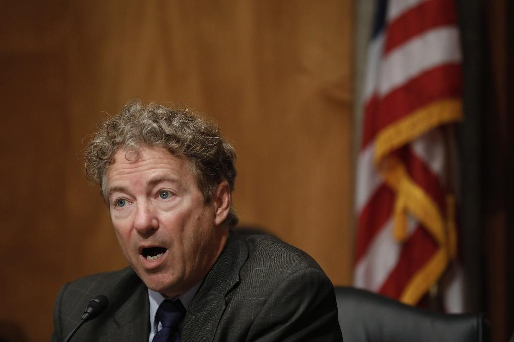 Senator Rand Paul gave a series of interviews defending President Donald Trump against what he said was knee-jerk criticism from both Democrat and Republican ranks