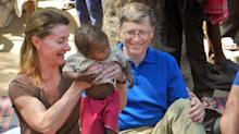 Bill and Melinda Gates bet big on the future and philanthropy