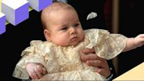 From Prince George to North West: The Babies of 2013