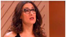 Paola Carosella faz desabafo sobre autoestima: 'Não soube me amar'