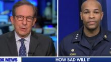Fox News' Chris Wallace Challenges Surgeon General for Downplaying Coronavirus Compared to Smoking, Opioid Deaths
