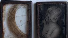 Lock of Marilyn Monroe's hair on sale for £12,800