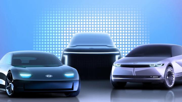 Ioniq: Hyundai lanza su nueva marca de autos eléctricos