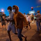 Fires, a shooting, curfews, arrests: George Floyd protests turn to unrest across country