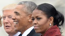 Michelle Obama Explains That Look On Her Face During Trump's Inauguration