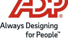 ADP Reports First Quarter Fiscal 2020 Results