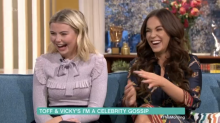 'I'm A Celeb' winners Georgia Toffolo and Vicky Pattison predict this year's winners