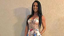 Graciele Lacerda posta clique com 21 anos em concurso de beleza