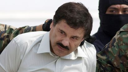 El Chapo awaits sentence of life in prison