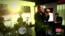 Conrad Sewell LIVE performance