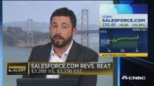 Salesforce starts competing with Microsoft PowerPoint