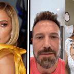 Ben Affleck REJECTED On Dating App Amid Jennifer Lopez Reunion!
