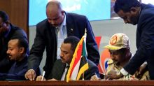 Formation of Sudan's sovereign council drags on