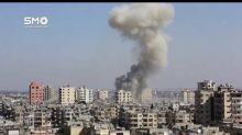 Syrian Army Strikes Rebel-Held Homs Neighborhood After Suicide Attack in City