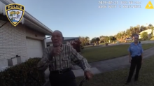 Florida police surprise man in his '80s with new bike after his 'only mode of transportation' is stolen
