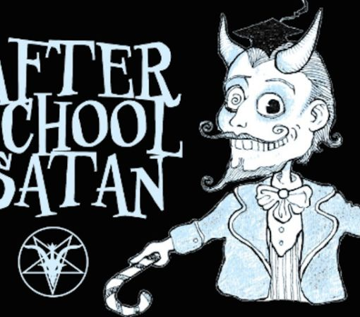 Hey kids: 'Satan' is coming to a school near you