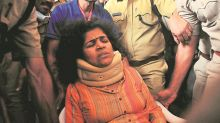 Apologise to return, say kin of woman who visited Sabarimala