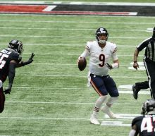 Nick Foles is Bears starting QB for game against Colts