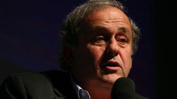 Nach vierjähriger Sperre: Platini zurück im Fußball