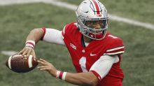 Kyle Shanahan in frequent contact with Justin Fields' QB coach