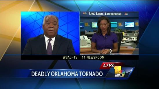 Md. Red Cross ready if needed in Oklahoma