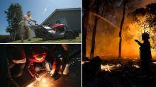 From lawnmowers to kids: How do Australia's bushfires start?
