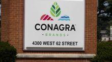 Conagra Brands Forecast 13% jump in Q1 Organic Sales; Shares Jump 6%