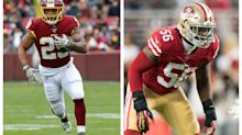 So what's the difference between Derrius Guice and Reuben Foster? Ron Rivera explains