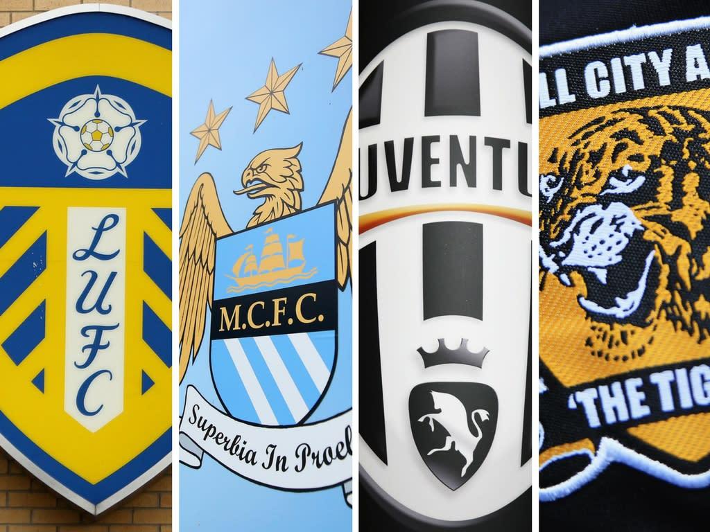 Juventus Crest Change