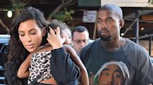 Kim Kardashian and Kanye West allegedly spend over £1 million a year on childcare