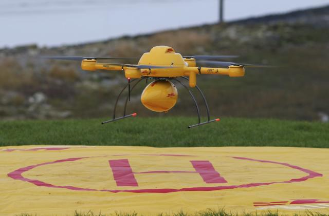 Weather could keep delivery drones on the ground