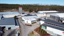 Harvia invests in additional production capacity in Finland