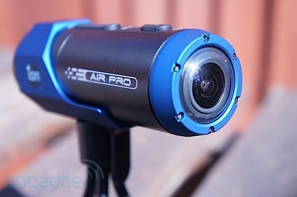 ION Air Pro POV camera: shoot on the piste, upload to the cloud, we go hands-on (video)