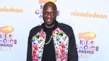 Lamar Odom had 12 strokes and 6 heart attacks in coma