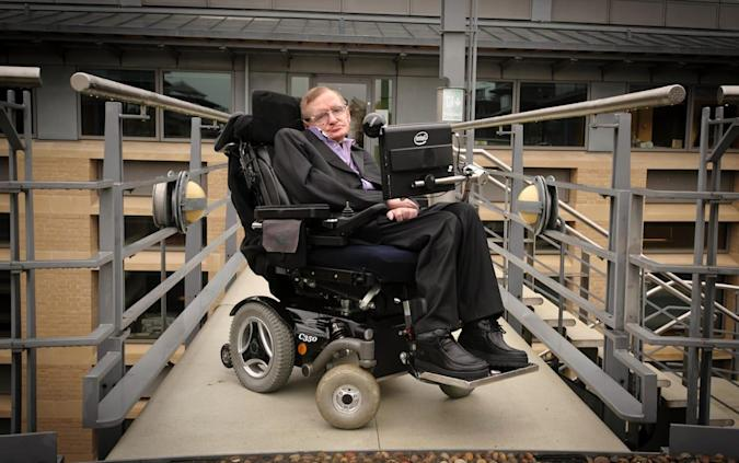 The software Stephen Hawking uses to talk to the world is now free