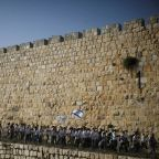 Israeli nationalists march in East Jerusalem, prompt Palestinian 'Day of Rage'