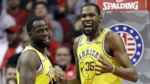 Kevin Durant says incident with Draymond Green will have no bearing on his free agency