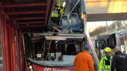 Driver in fatal OC Transpo bus crash facing 38 charges