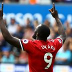 Lukaku on mark as Man United score four again