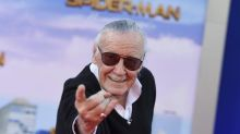 Stan Lee Gets Choked Up as He Accepts 'Disney Legend' Honor at D23 Expo