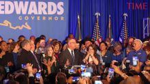 'As for the President, God Bless His Heart.' Louisiana's Democratic Gov. John Bel Edwards Wins Re-Election