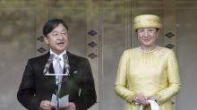 La 'princesa triste' ya es la emperatriz de Japón